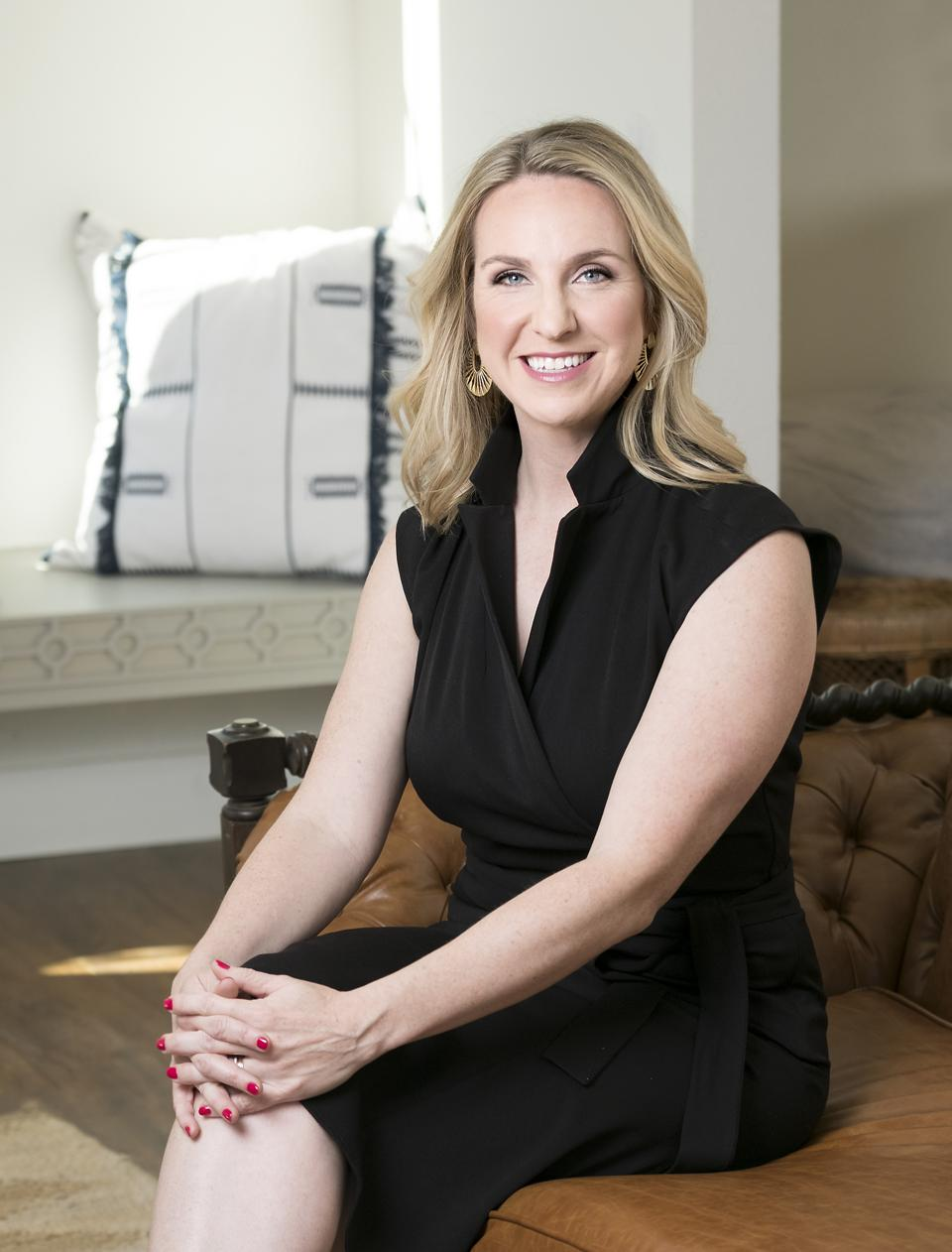 co-Founder and CEO of the 19th, Emily Ramshaw