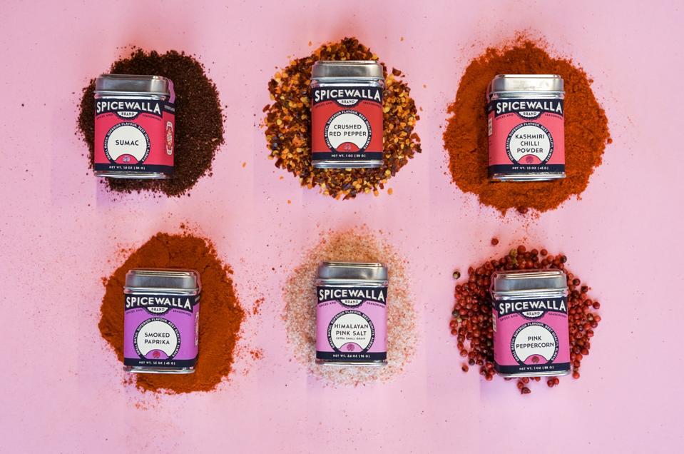 Spicewalla's Keepin' It Spicy six-pack