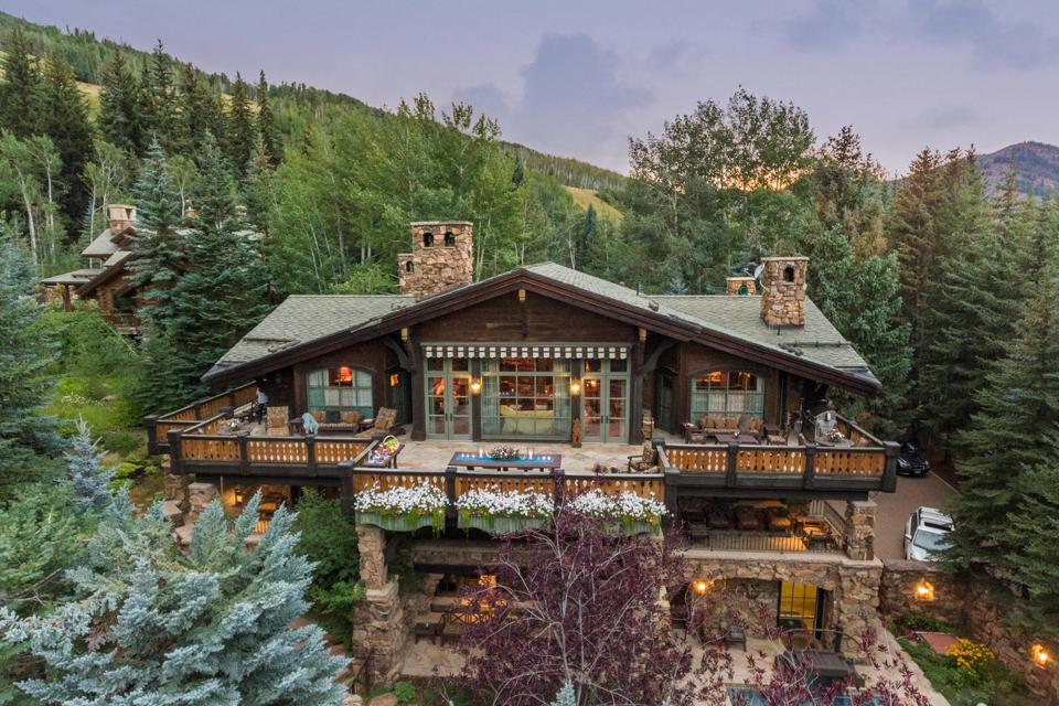 375 Mill Creek Circle in Vail, Colorado