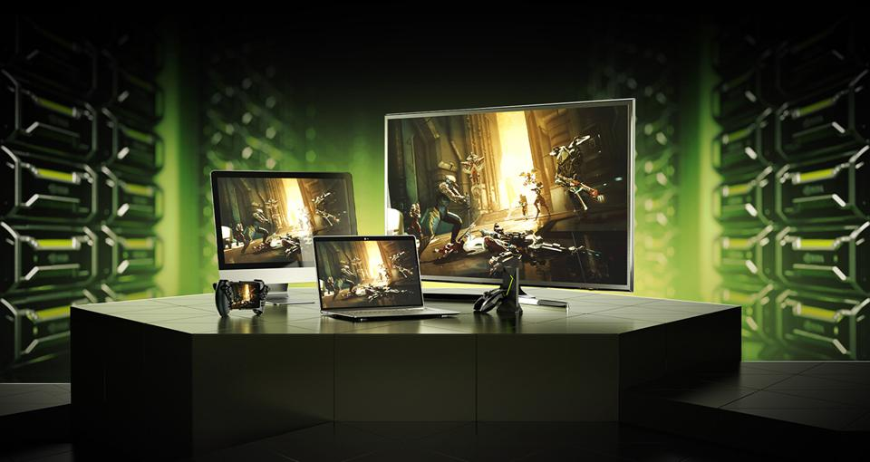 GeForce Now is supported on multiple client platforms.