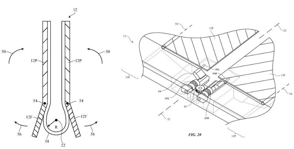 Apple iPhone fold, folding iPhone, iPhone upgrade, iPhone patent, new iPhone,