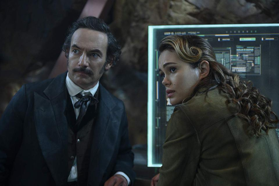 Altered Carbon Season 2 Poe