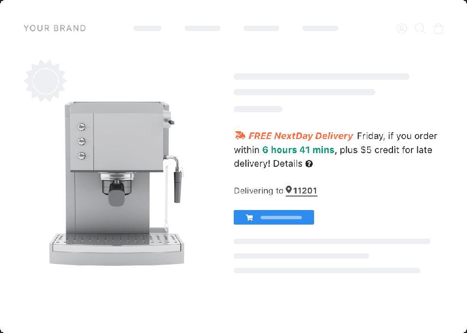 Deliverr item