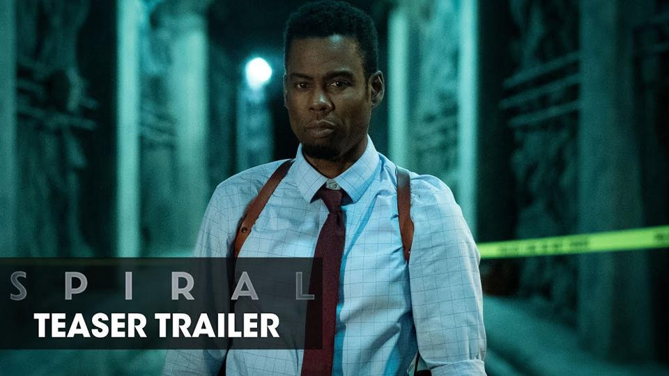 Chris Rock in 'Spiral: From the Book of Saw'