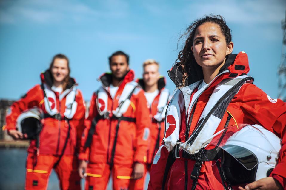 Wietse van der Werf, Sea Ranger Service