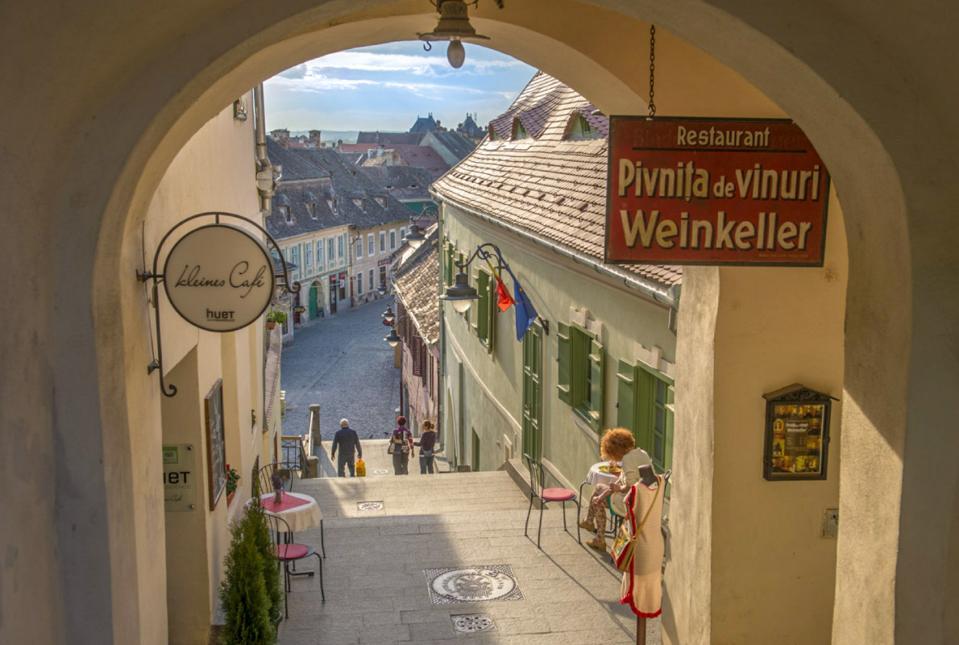 Sibiu, in Transylvania, Romania, the next trendy destination