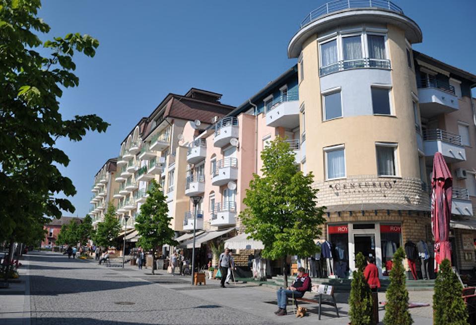 Hévíz in Hungary, one of 2020 Best European Destinations
