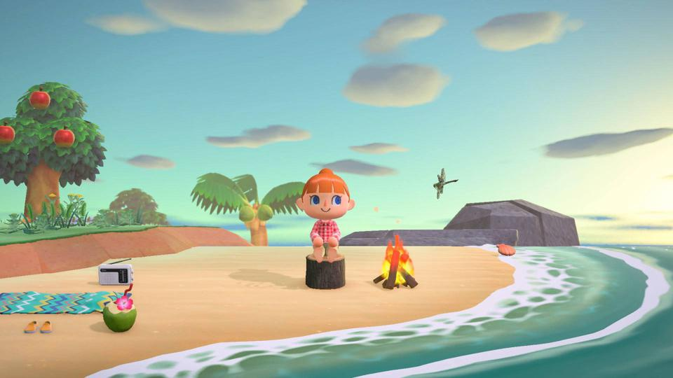 'Animal Crossing: New Horizons' Is Doing Some Very Weird Stuff With Save Games And Islands