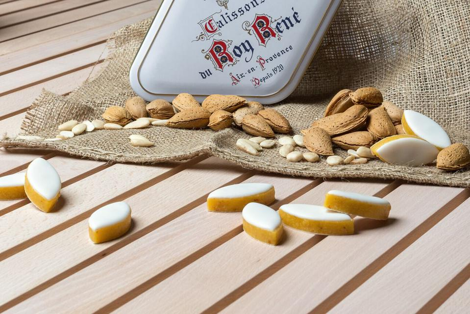 Traditional french sweets from Provence