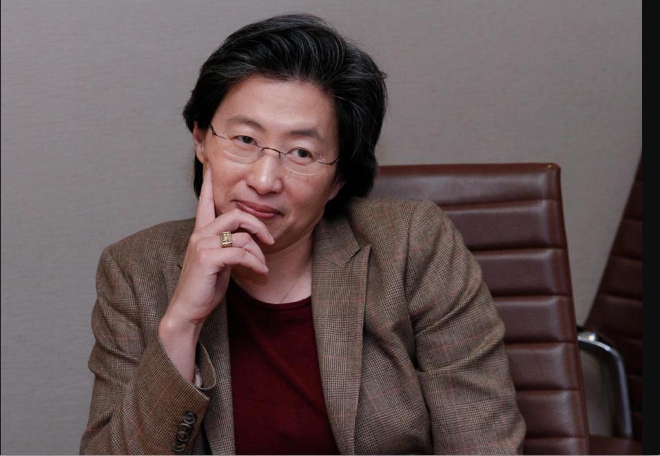 AMD CEO, Dr. Lisa Su