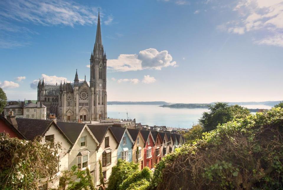 View of Cork, Ireland, Best European Destination