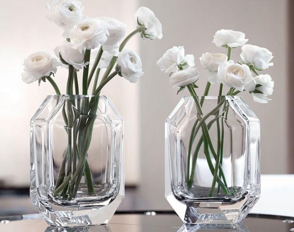 baccarat vase
