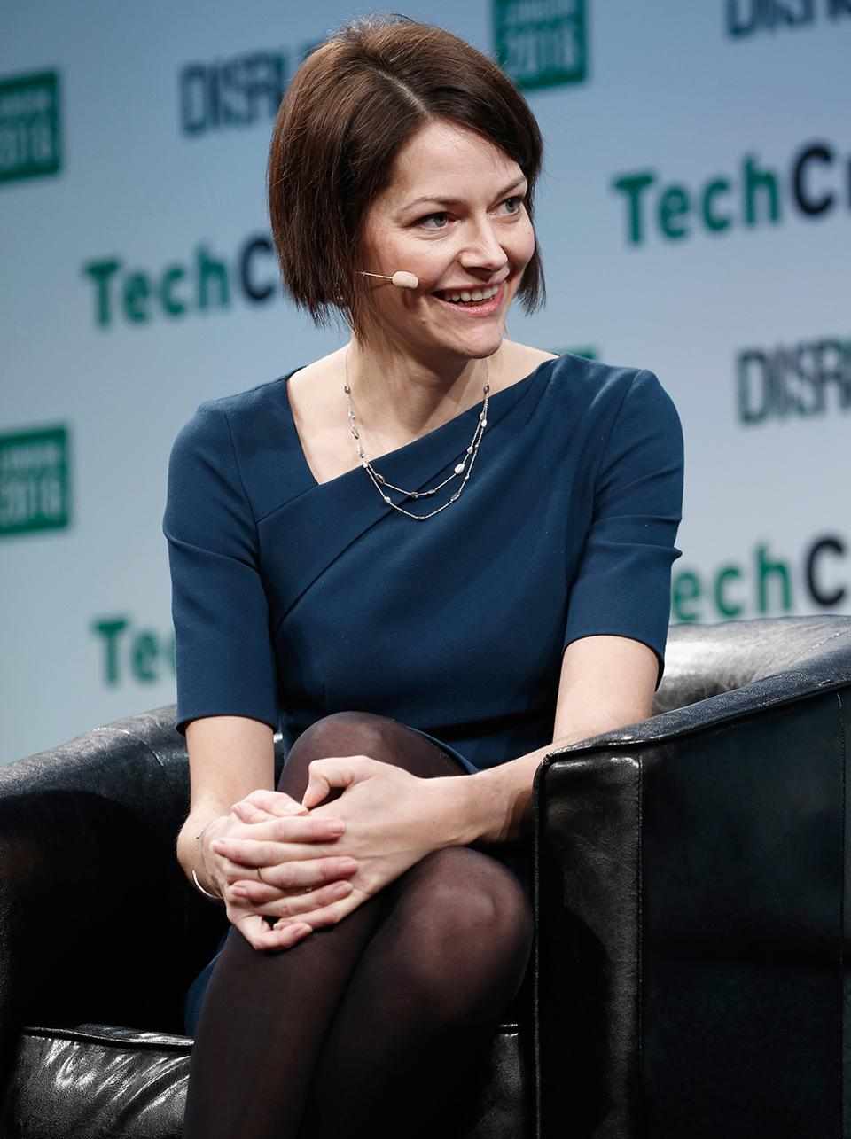 Poppy-Gustafsson-ceo-darktrace-by-John-Phillips-Getty-Images
