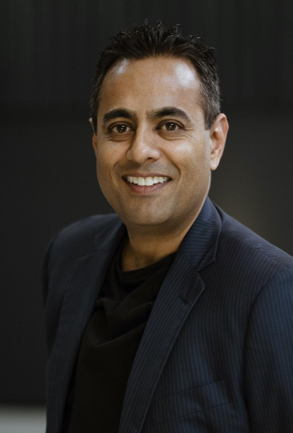Head shot of CEO and co-founder of DEMAND, Parag Vaish