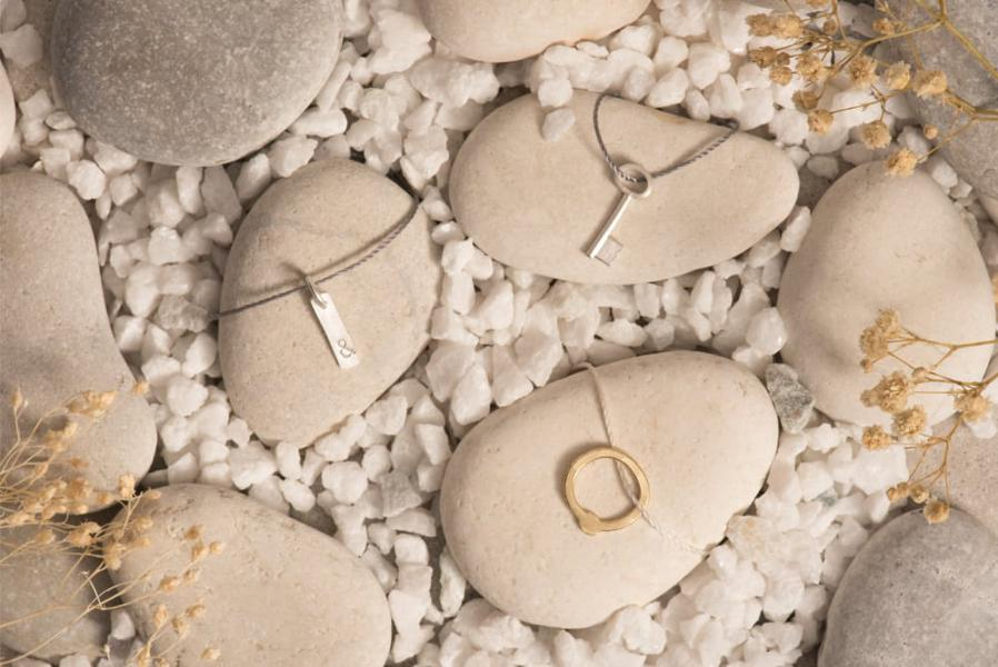 This Eco-Friendly Jewelry Line Uses Gold And Silver Mined From Discarded Phones
