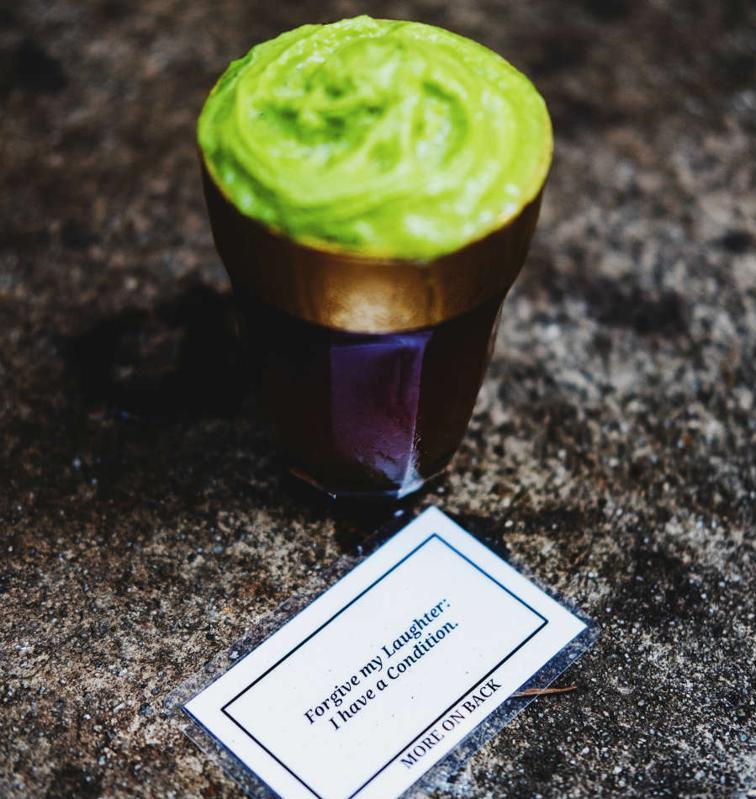 Joker cocktail