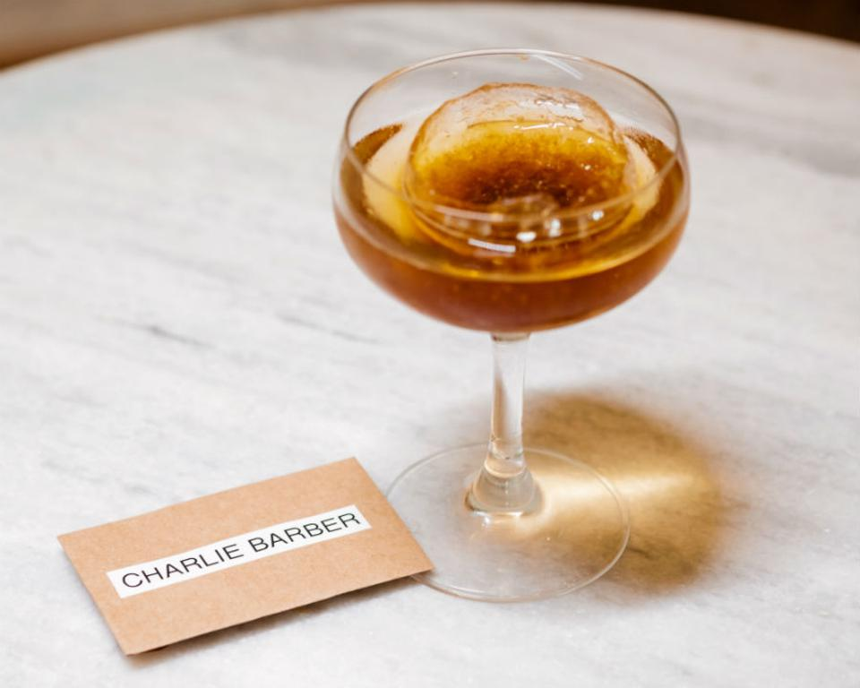 Marriage Story cocktail