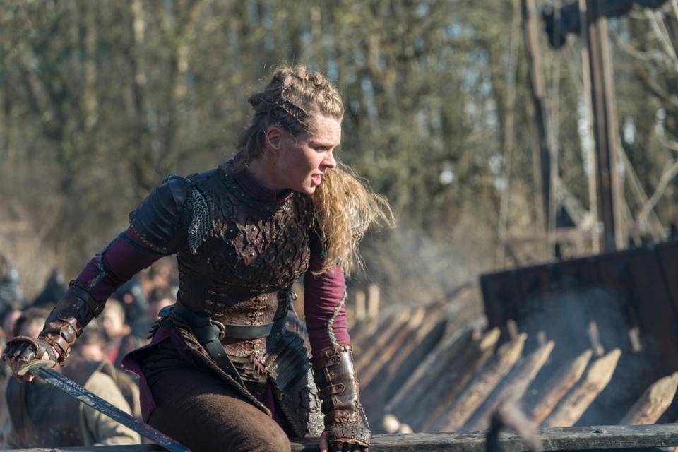 Vikings Gunnhild