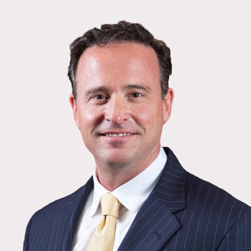 Derrek Gafford, CFO of TrueBlue.
