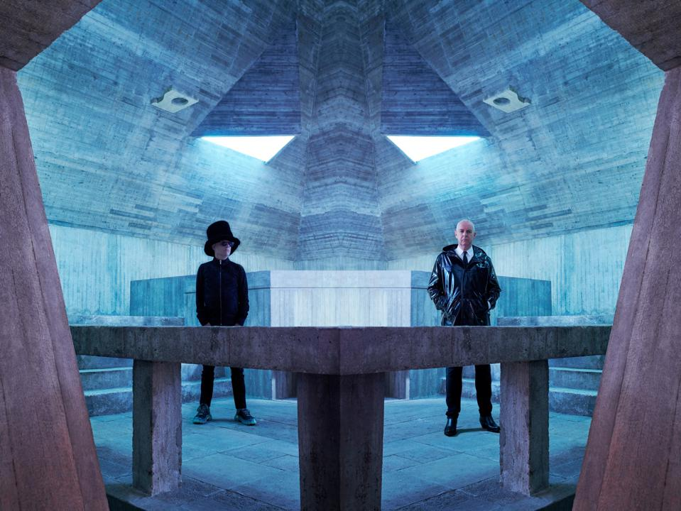 Pet Shop Boys Hit The 'Hotspot' With Their Latest Record