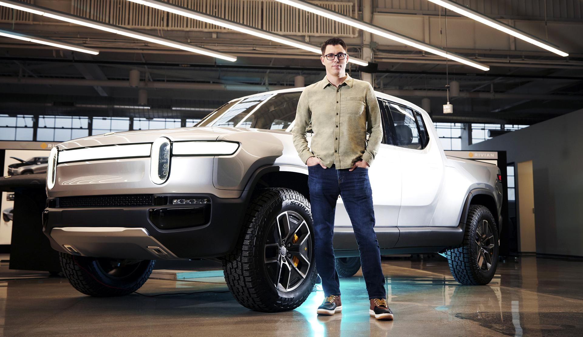 Elon Musk's New Nemesis: Rivian Founder R.J. Scaringe Has A $3 Billion War Chest And Tesla In His Headlights
