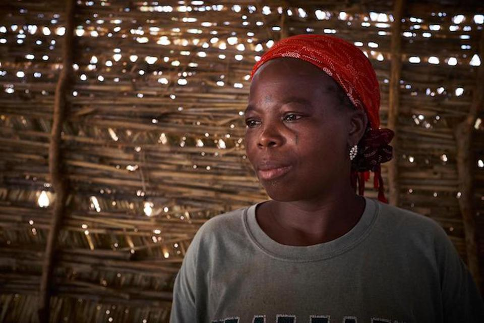 In the village of Tiboanti in Niger's Tillaberi region, Adjima Gondja, 37, recalls how she was subjected to female genital mutilation with no warning before her wedding at age 18. Now she advocates against FGM.