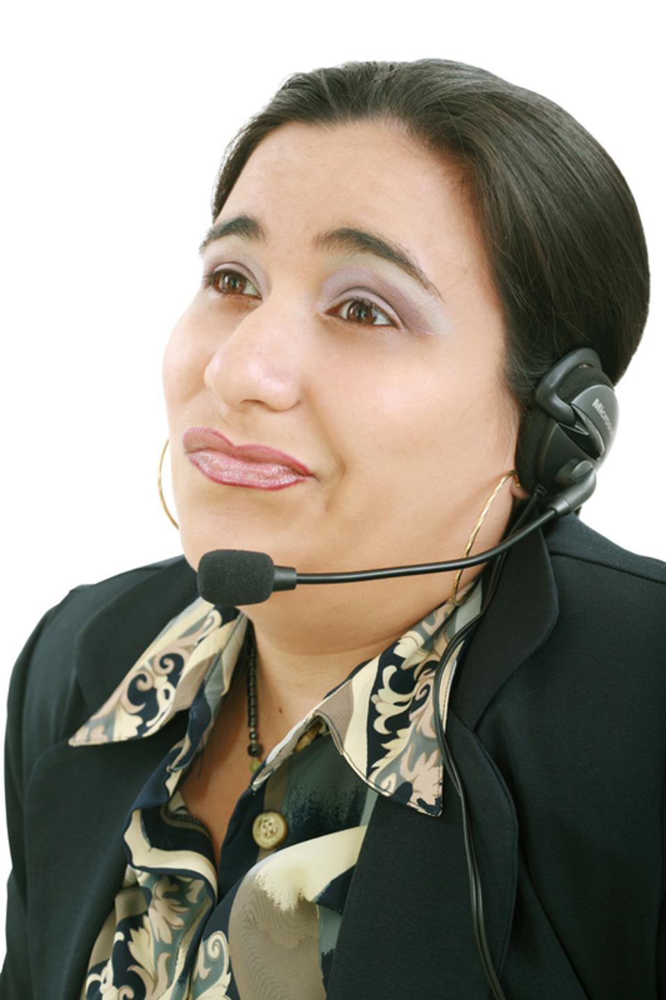Bad customer service needs to be changed quickly.