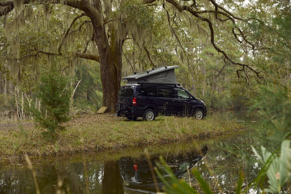 Mercedes-Benz Metris Weekender camper van