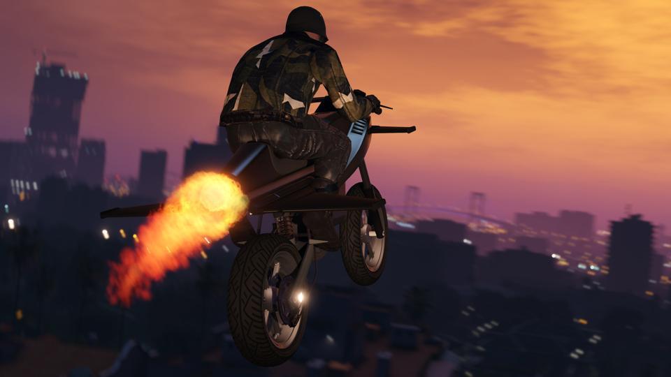 ″Grand Theft Auto Online″