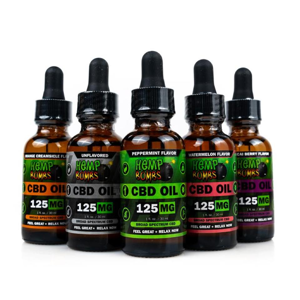 20 Best CBD Oils To Try This Year
