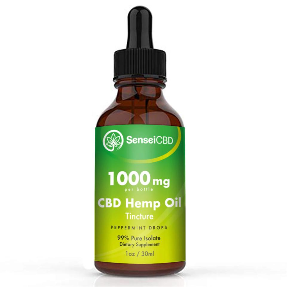 Sensei CBD Bottle