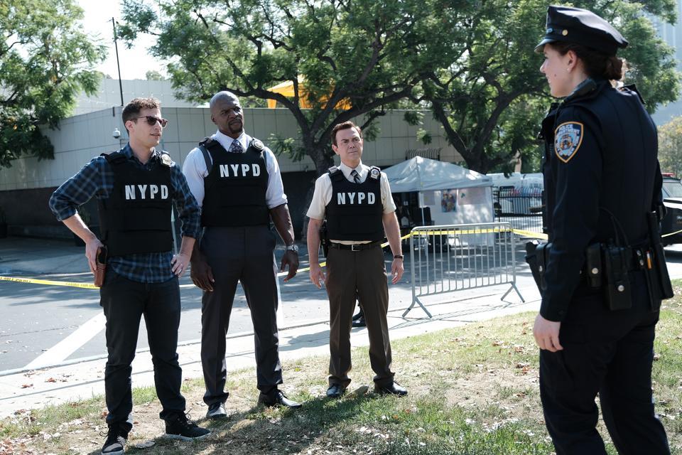 5 Storylines The 'Brooklyn Nine-Nine' Season 7 Premiere Sets Up