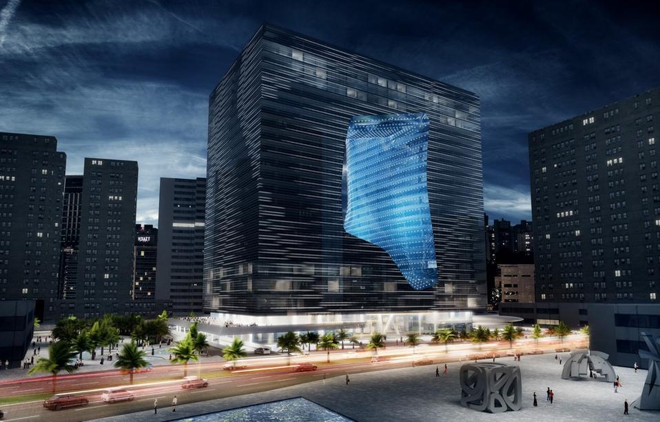 Magnum Opus: Dubai's Hottest New Luxury Hotel, ME Dubai, Opens March 1
