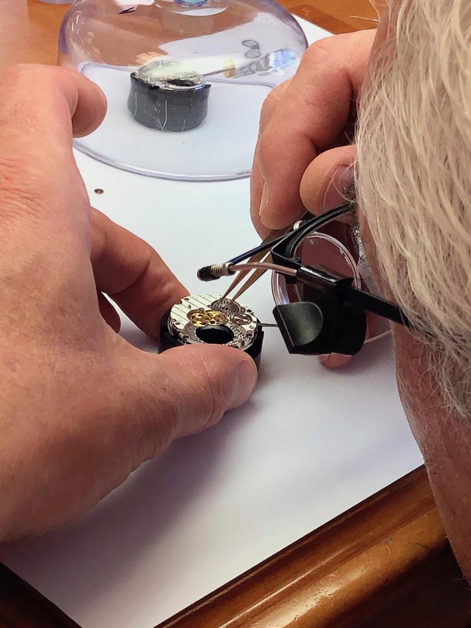 High watchmaking at Blancpain