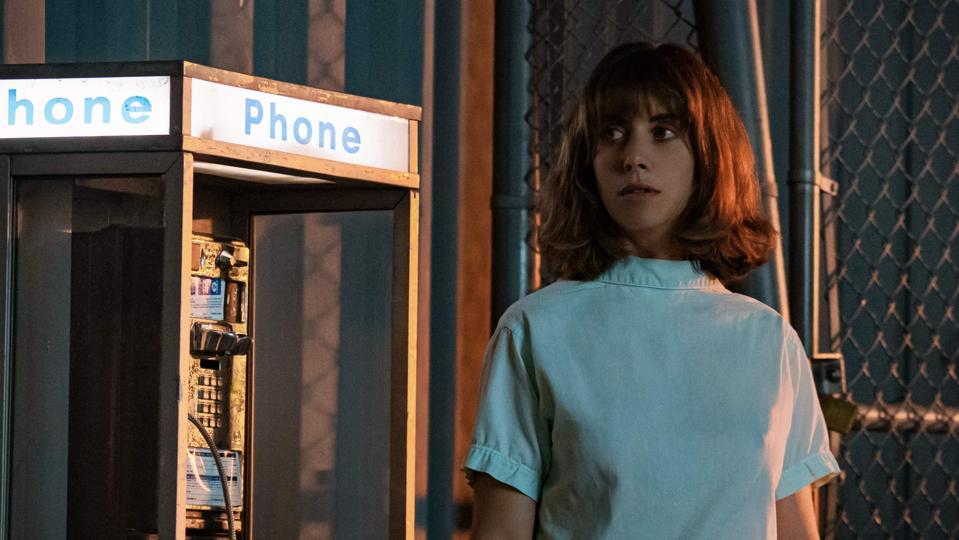 Alison Brie stars in Netflix's 'Horse Girl'