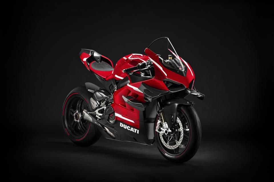 Buy Ducati's New V4 Superleggera And They'll Let You Ride Their Real Race Bikes (Maybe)