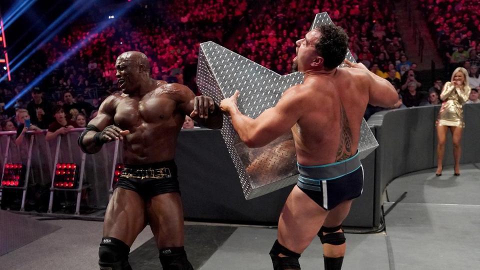 WWE TLC 2019: Rusev vs Bobby Lashley with Lana