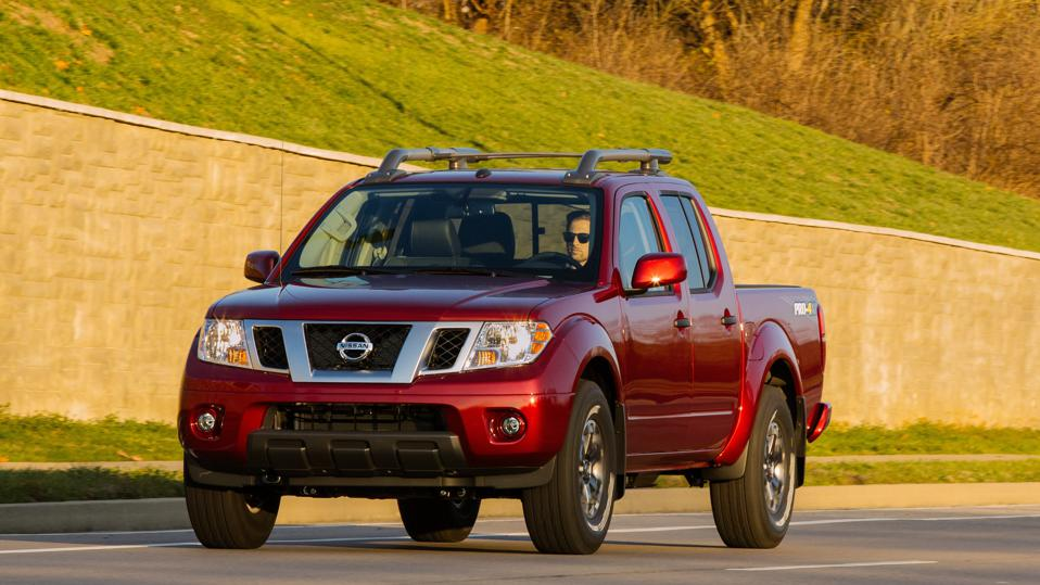 2020 nissan frontier makes case car industry changes