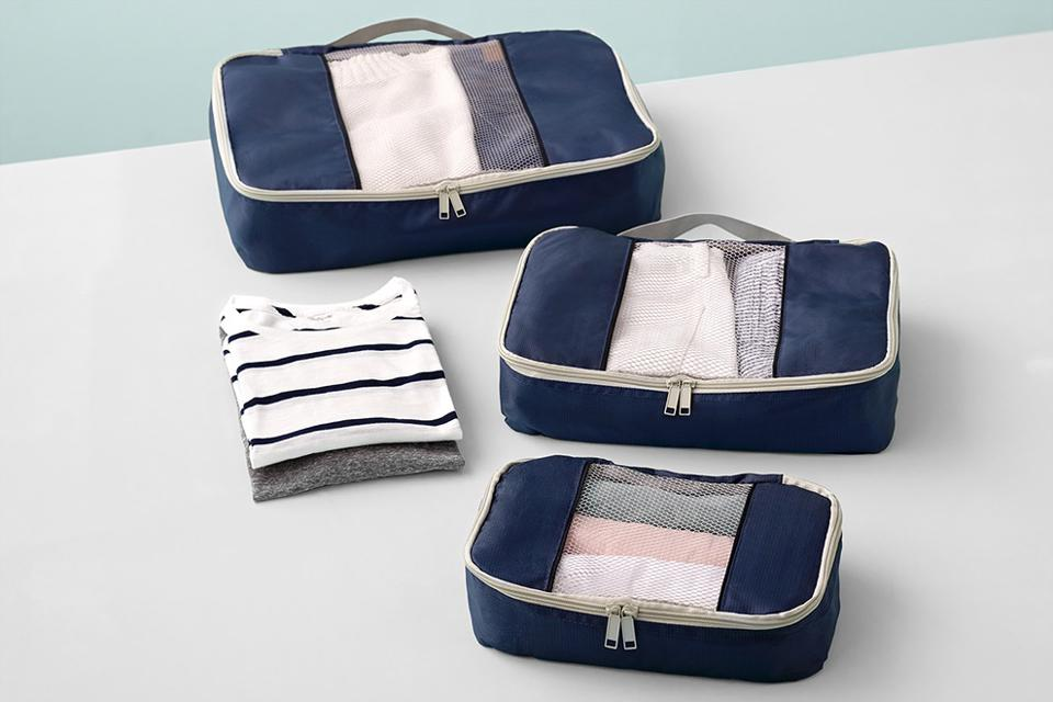 Packing Cubes from Boon Supply