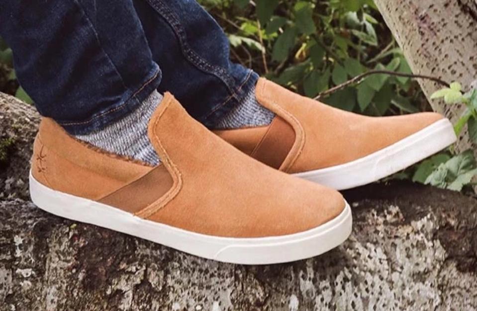 Mens Greenwood Slipper Sneaker from Staheekum