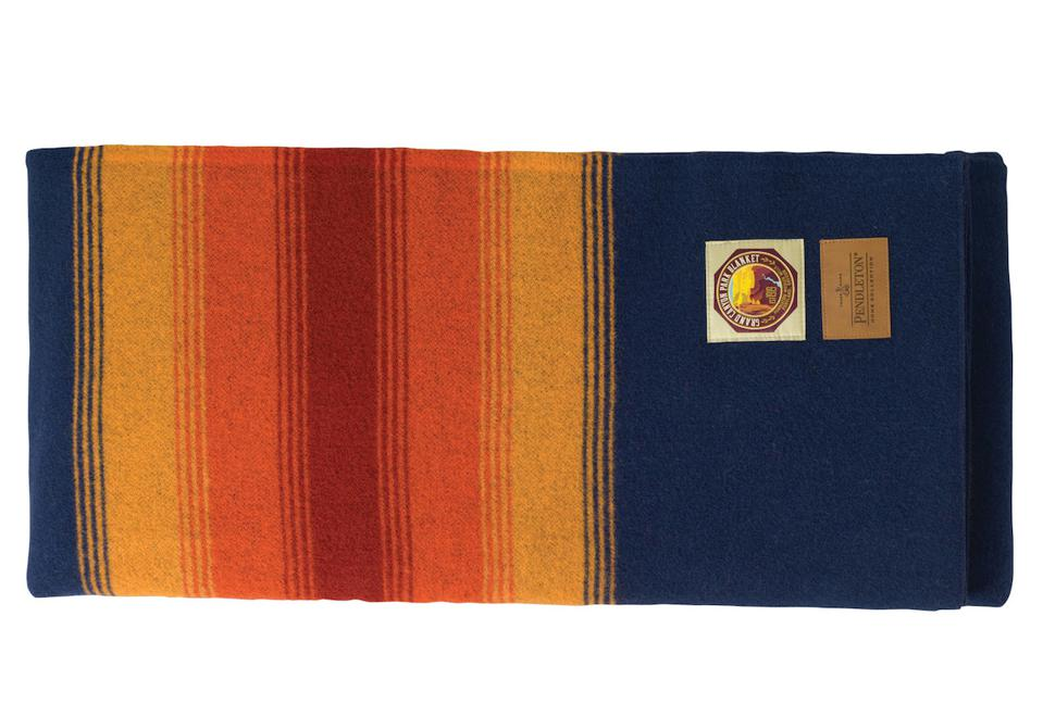 National Parks Blankets from Pendleton