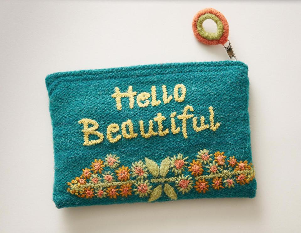 Carry It Well Pouch from Sundance