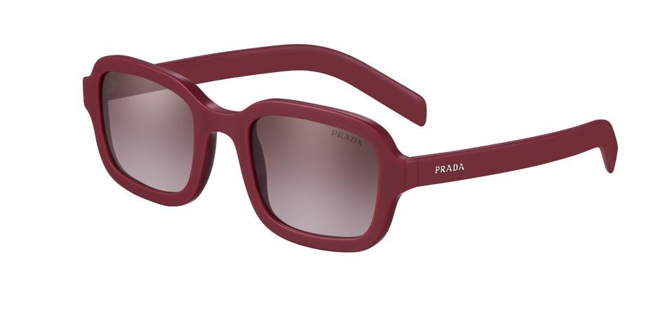 Red Journal eyewear by Prada