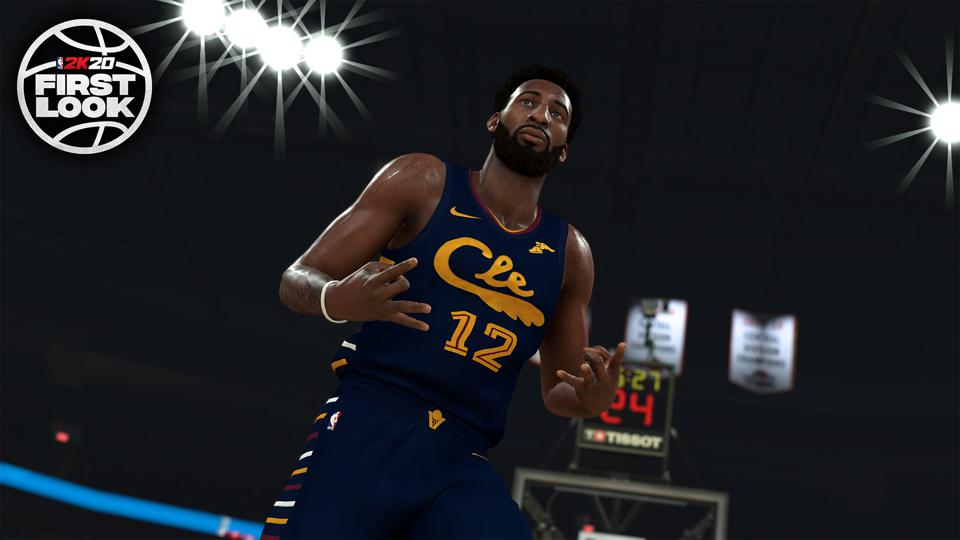 Andre Drummond NBA 2K20