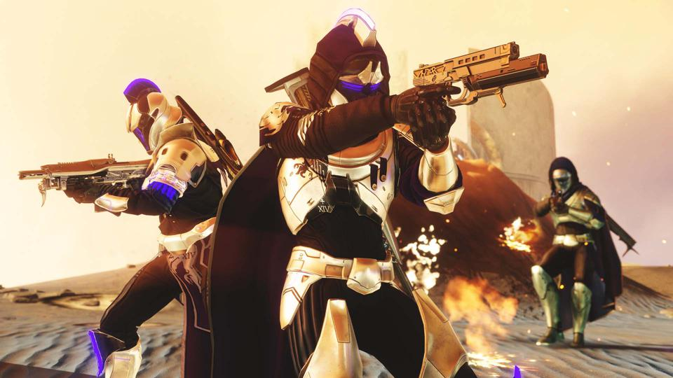 Here's Why 'Destiny 2' Players Are Burned Out In Season Of Dawn