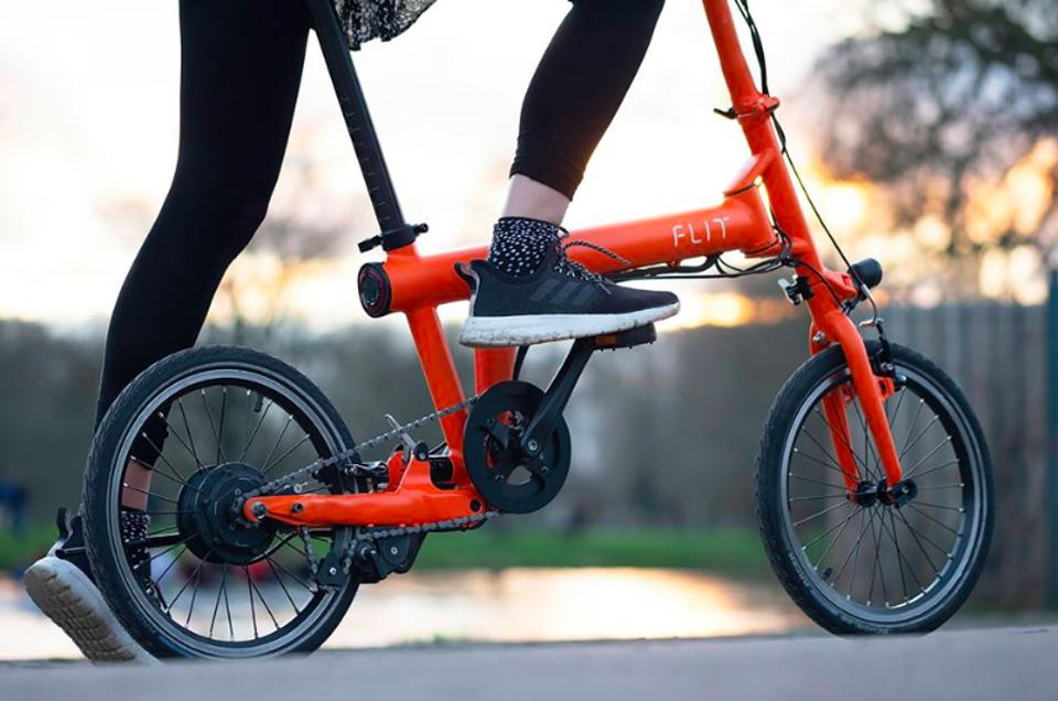 This Folding E-Bike Could Change Your Commute Forever