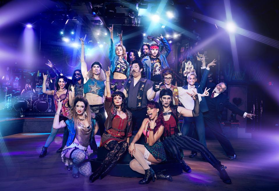 Rock of Ages Hollywood, review, tickets, Frankie Grande, discount, Los Angeles, Broadway