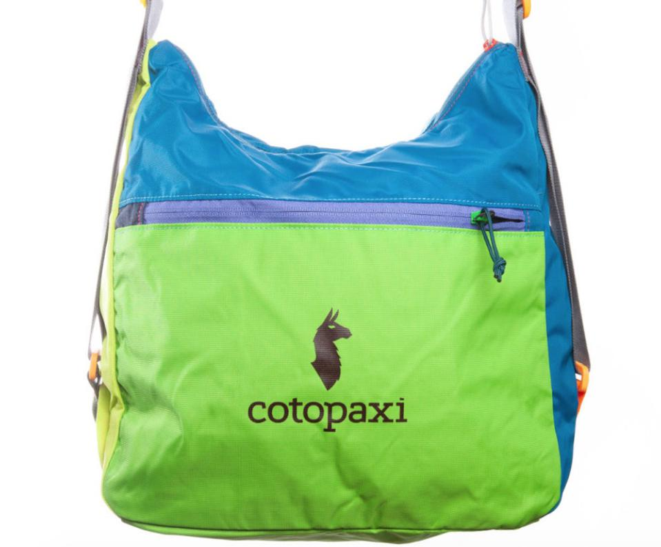 Taal Convertible Tote – Del Dia from Cotopaxi