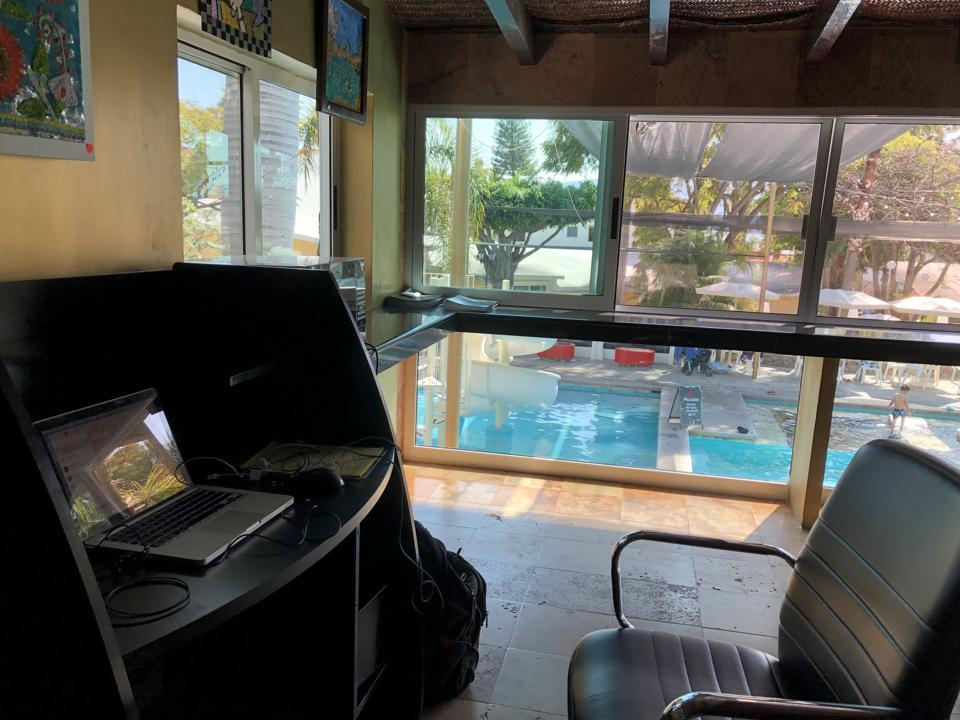 Pool at Cosala Grand Hotel