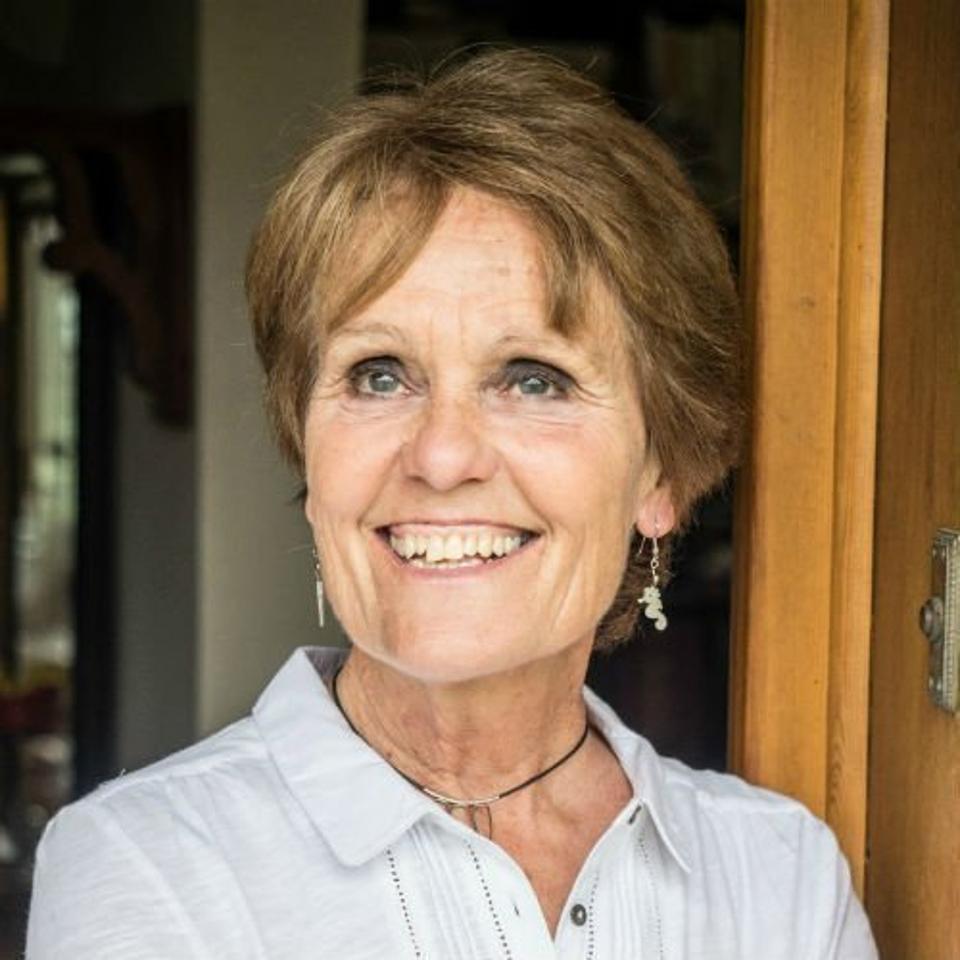 Photo of Professor Gina Rippon